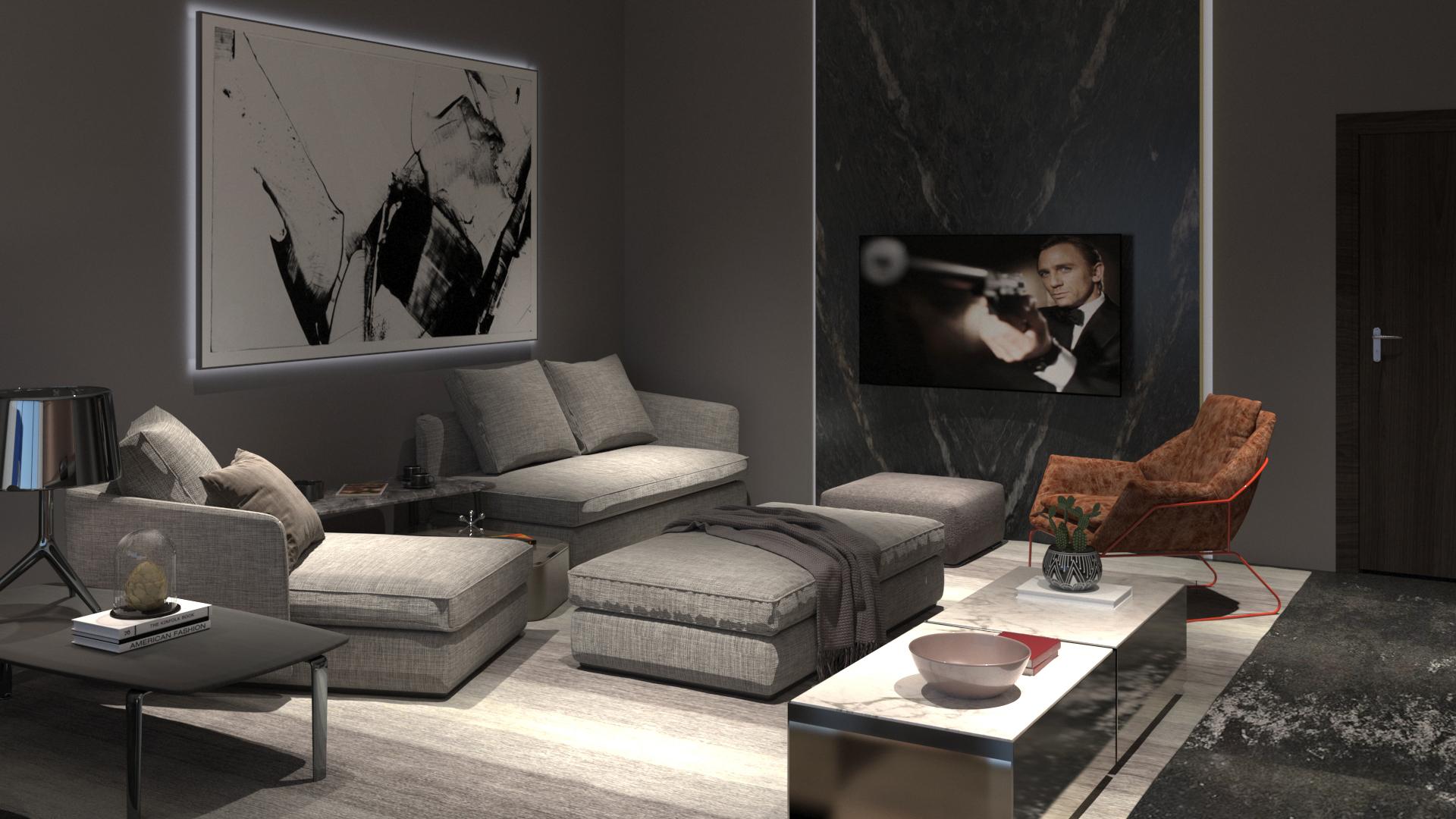 LIVING ROOM 1 utopia HOUSES